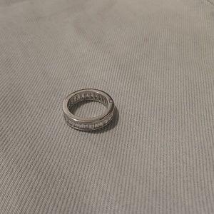 Nice Sterling silver ring